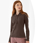 POLO B&C PURE MUJER M/L