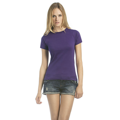 CAMISETA WOMEN ONLY M/CORTA