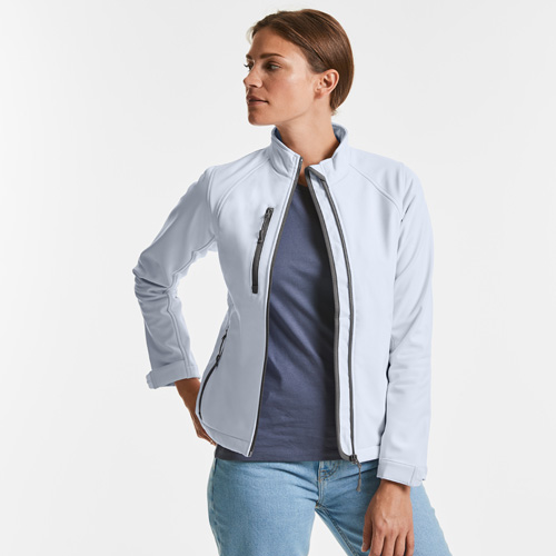 CAZADORA SOFTSHELL MUJER RUSSELL
